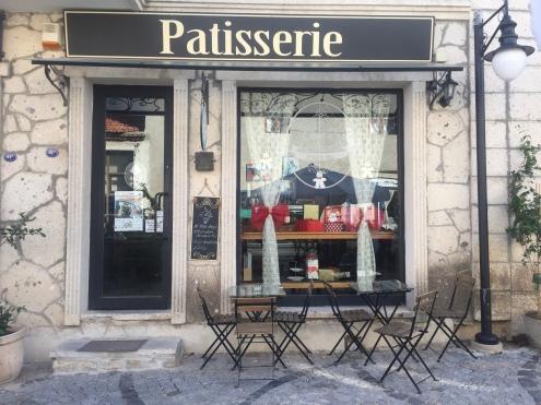 İrmik Hanım Patisserie-Sanat Sokağı